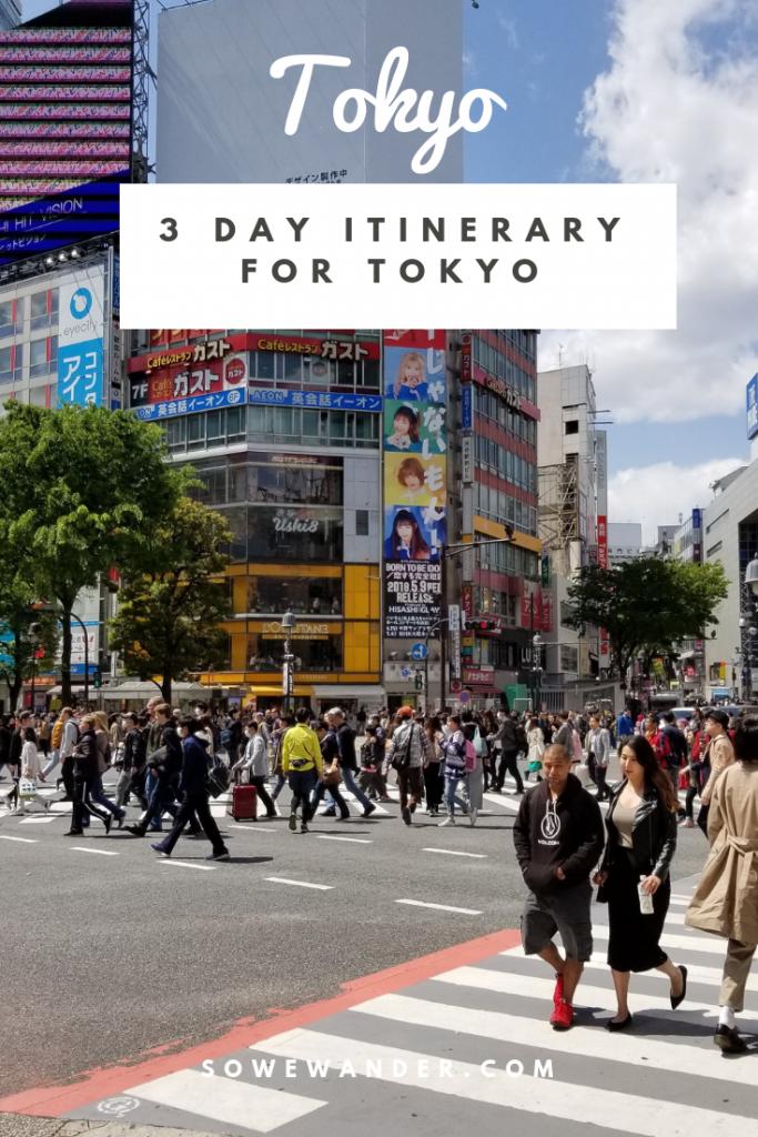 Tokyo Pinterest