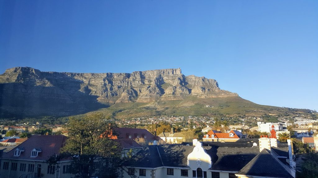 Things to do in Cape Town: Table Mountain