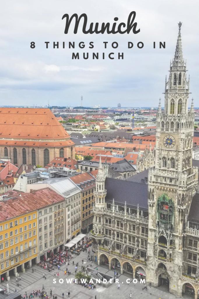 Munich Pinterest