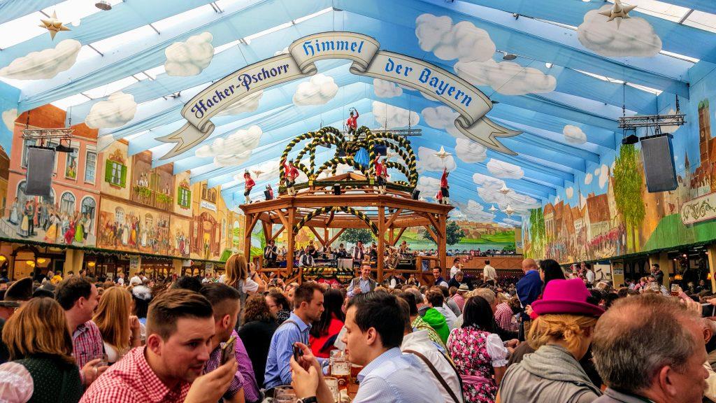 Oktoberfest Munich_Festzelt