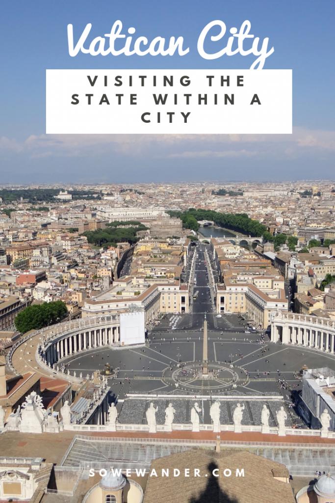 Vatican Pinterest